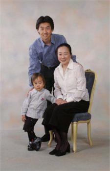 ご家族写真1
